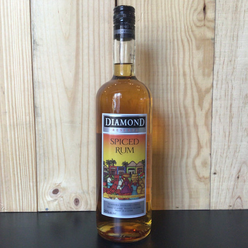 Diamond Reserve - Spiced Rum