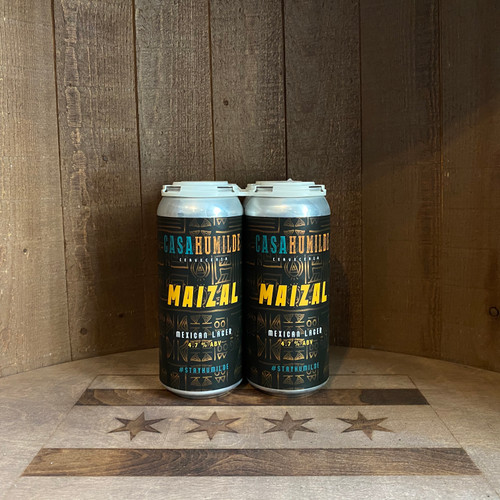 Casa Humilde  - Maizal - Mexican Lager