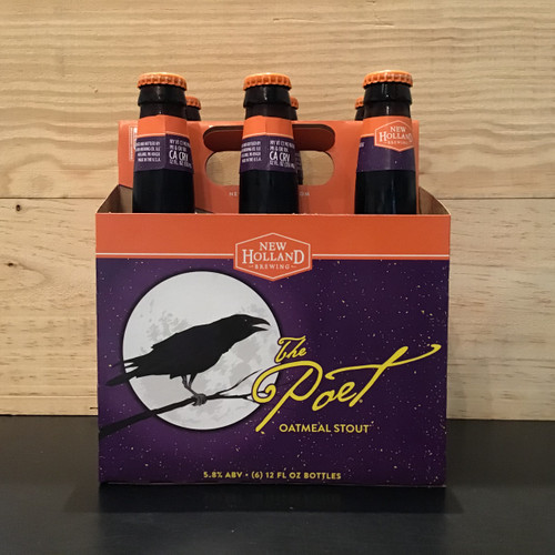 New Holland - The Poet - Oatmeal Stout
