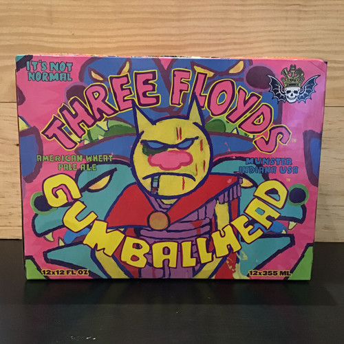 Three Floyds - Gumballhead - 12-pack Cans