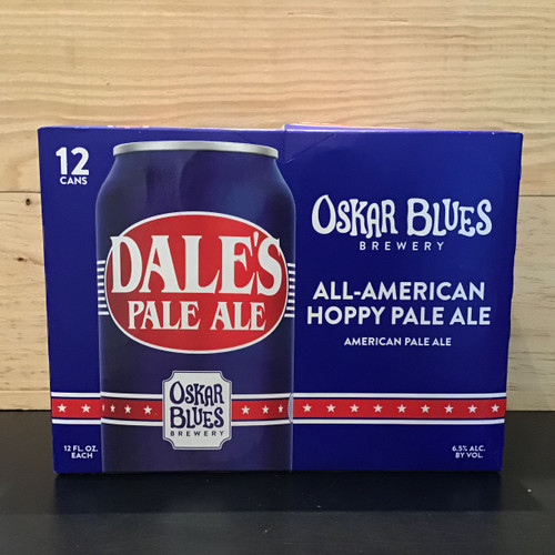 Oskar Blues - Dale's Pale Ale 12-pack Cans