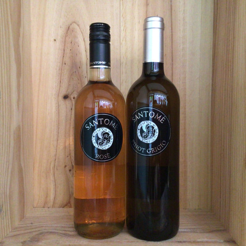 Two Bottle Wine Bundle - Wine to Drink not Think