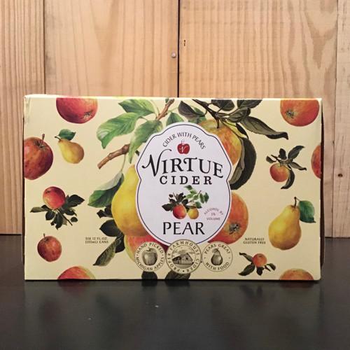 Virtue Cider - Pear