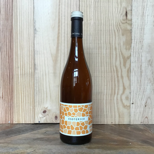 Unico Zelo - Esoterico - Amber Wine