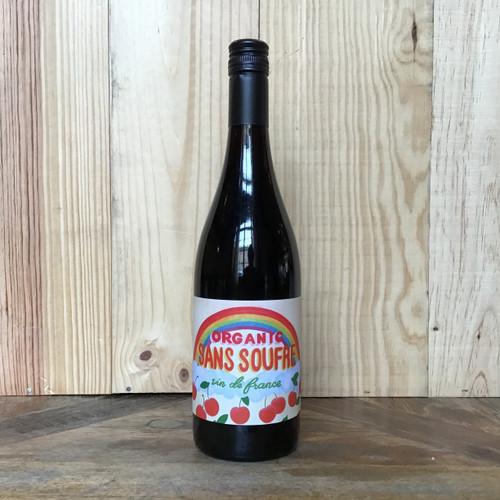 Cherries & Rainbows - Organic Sans Soufre - Vin de France