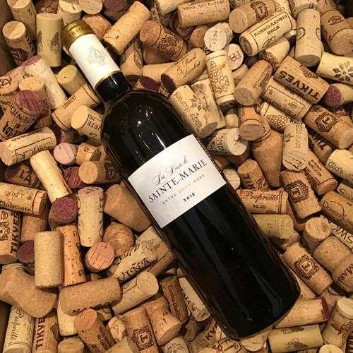 Les Hauts de Sainte Marie - Entre Deux Mers - White Wine
