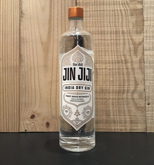 Jin Jiji - India Dry Gin