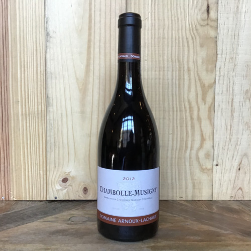 Domaine Arnoux Lachaux - Chambolle-Musigny