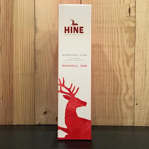 Domaine Hine - Bonneuil 2008 - Cognac