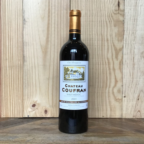 Chateau Coufran - Haut-Medoc 2001