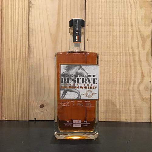 Union Horse - Reserve - Straight Bourbon - 375mL