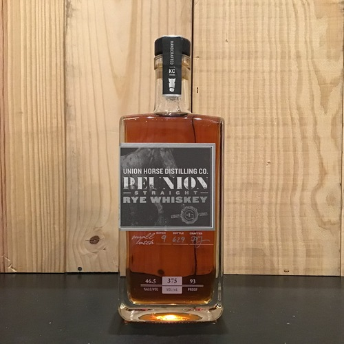 Union Horse - Straight Rye - 375mL