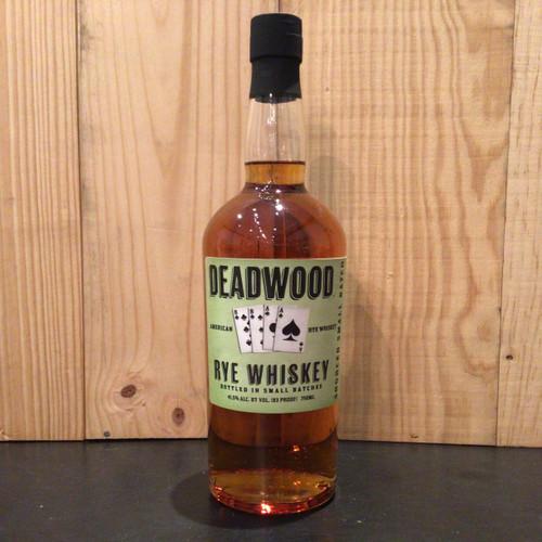 Deadwood - Rye Whiskey