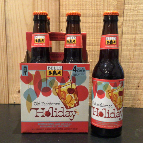 """Bells - """"Old Fashioned Holiday"""" - Scotch Ale"""