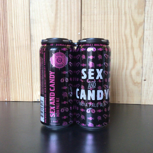 18th St. - Sex & Candy - IPA