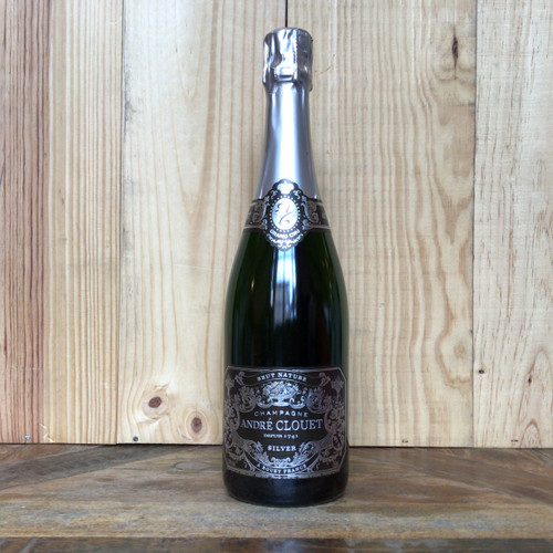 """Andre Clouet - """"Silver"""" - Grand Cru Champagne - Brut Nature"""