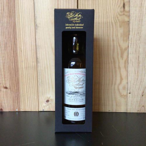 The Single Malts of Scotland - Clynelish 10 Year Single Malt Whisky