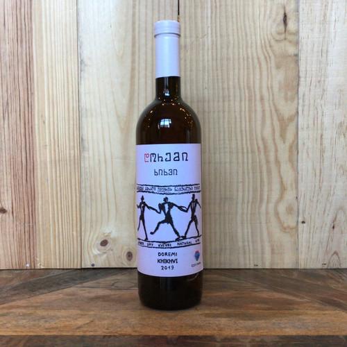 DoReMi - Khikhvi - Kvevri Amber Wine