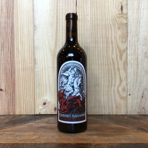 The Big Red Monster - Paso Robles Cabernet Sauvignon