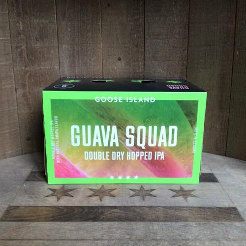 Goose Island - Guava Squad - DDH IPA w/ Guava