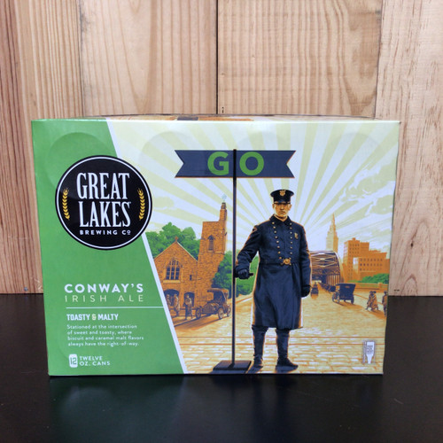 Great Lakes - Conway's Irish Ale - 12 Pack