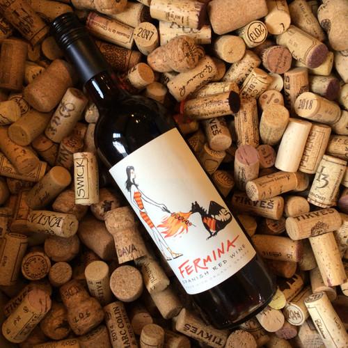 Fermina - Spanish Red Wine
