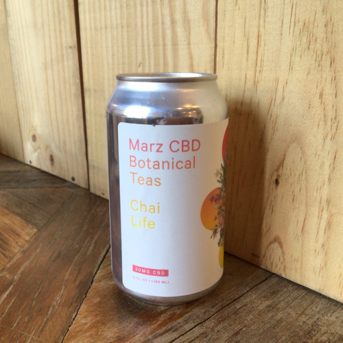 Marz - Chai Life - CBD Botanical Tea