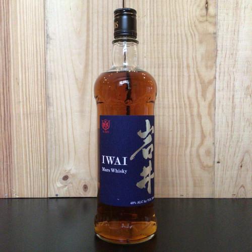 Mars Whisky - Iwai - Japanese Whisky