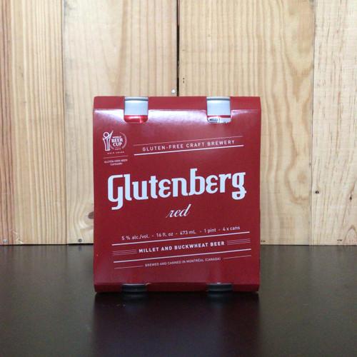 Glutenberg - Red Ale Gluten Free Beer