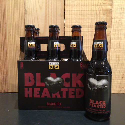 Bell's - Black Hearted - Black IPA