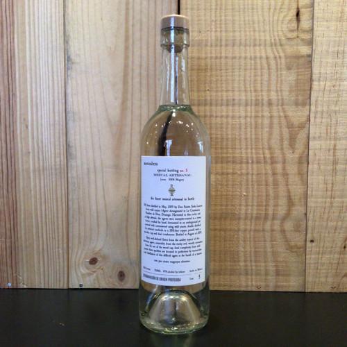 Mezcalero - Special Bottling No. 5 - Joven Mezcal Artesanal