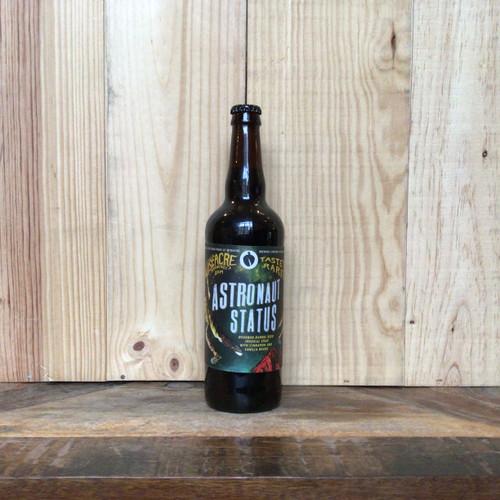 Wiseacre - Astronaut Status - Bourbon Barrel Aged Imperial Stout w/ Cinnamon and Vanilla - 22oz