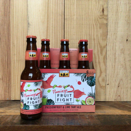 Bell's - Flamingo Fruit Fight - Tart Ale w/ Passionfruit & Lime