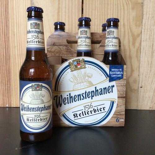 """Weihenstephaner - Kellerbier - """"1516"""""""