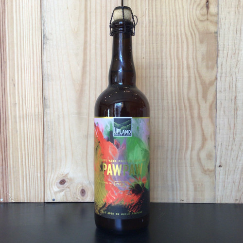 Upland - Pawpaw - Barrel-aged Sour Ale w/ Whole Pawpaws