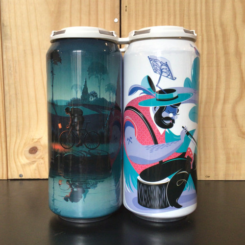 Collective Arts - Life in the Clouds - DDH NEIPA