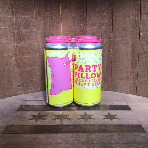 BuckleDown Brewing - Party Pillows - Unfiltered Wheat Beer