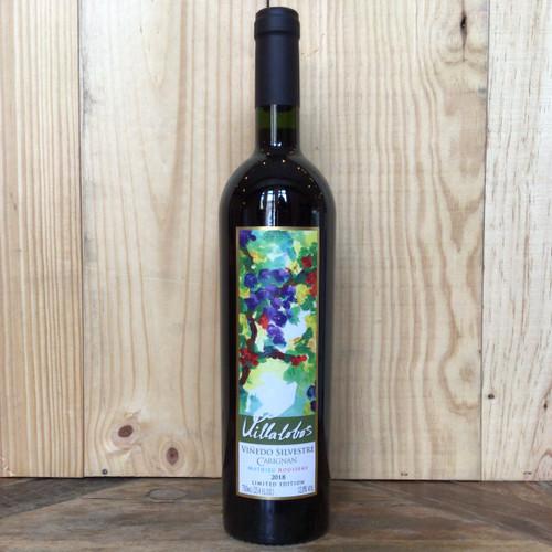 Villalobos - Vinedo Silvestre - Carignan