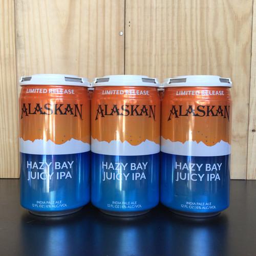 Alaskan - Hazy Bay - Juicy IPA