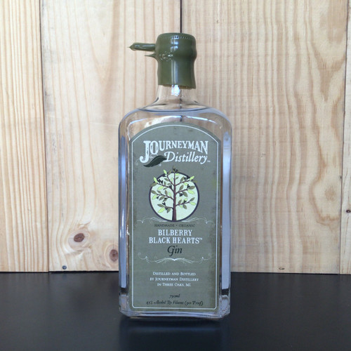 Journeyman - Bilberry Black Hearts Gin