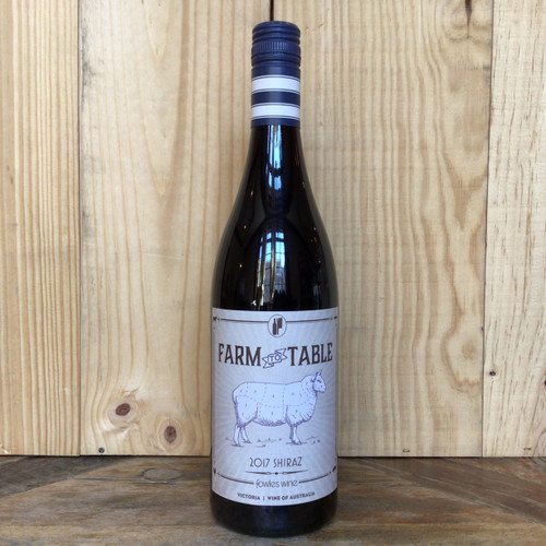 "Fowles Wine - ""Farm to Table"" - Shiraz"