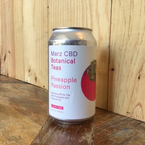 Marz - Pineapple Passion - CBD Botanical Teas