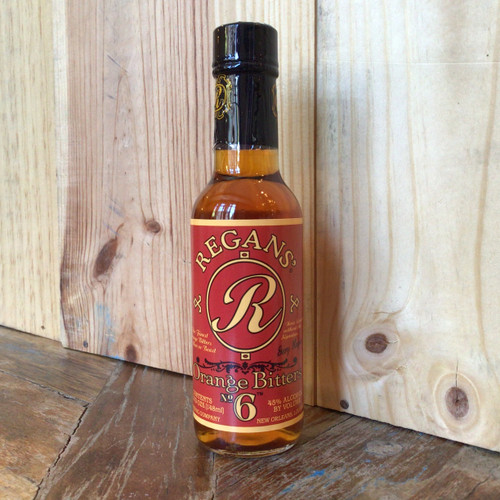 Regans' Orange Bitters Recipe No.6 - 5oz