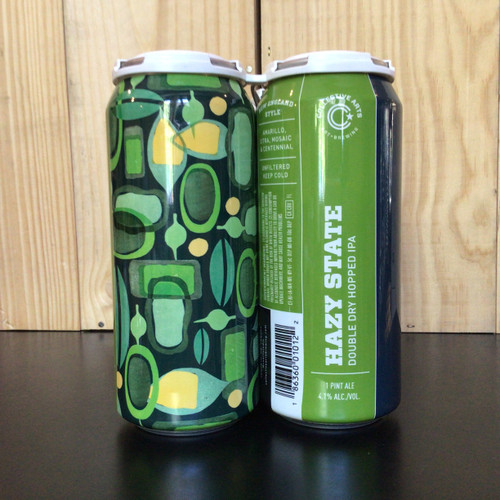 Collective Arts - Hazy State - Double Dry Hopped IPA