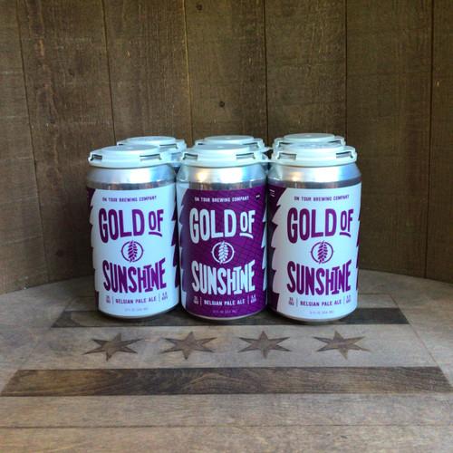 On Tour - Gold of Sunshine - Belgian Pale Ale