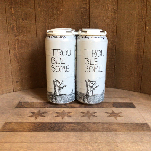 Off Color - Troublesome - Gose