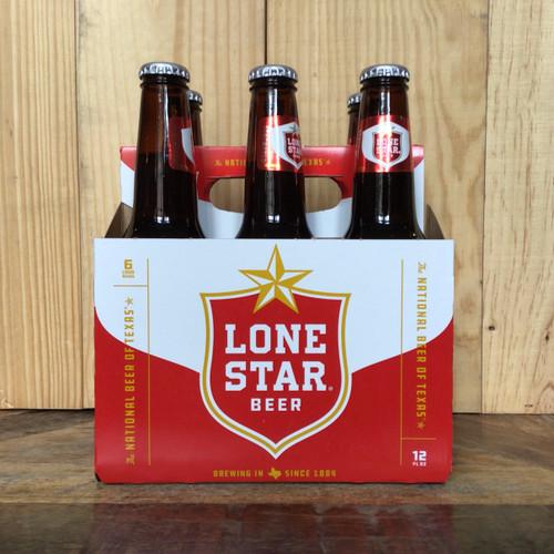 Lone Star Beer - 6 Pack