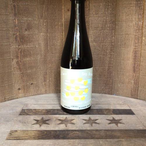 is/was - The Finer Points of Bad Behavior - Peaches & Brettanomyces Bruxelle
