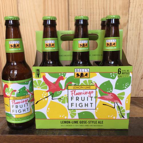 Bell's - Lemon-Lime Flamingo Fruit Fight - Tart Ale w/ Lemon & Lime
