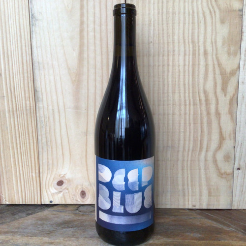 "Day Wines - ""Deep Blue"" - Willamette Valley Pinot Noir"